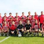 La première équipe du FC Pleigne, saison 2013/14